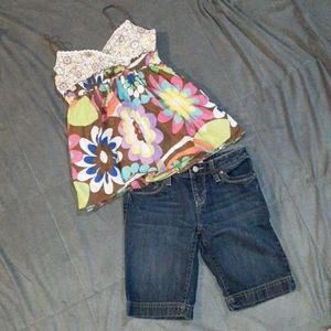 3/$18. Girls 10/12 outfit